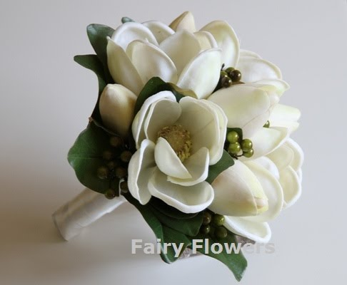 Silk Wedding Flowers 4 Fancy