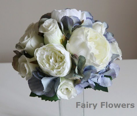 Silk Wedding Flowers 27 Cute Bridal Bouquets Different styles