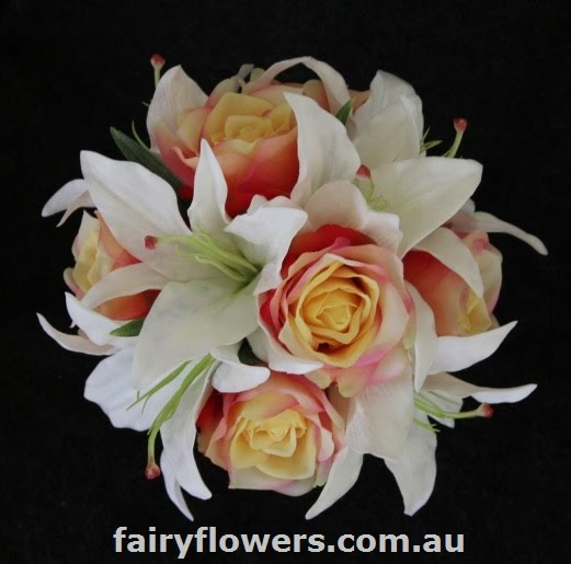 Silk Wedding Flowers 52 Inspirational rose u real touch