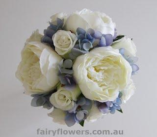 Bridal Bouquets - Fairy Flowers - The Wedding Flowers Specilaist
