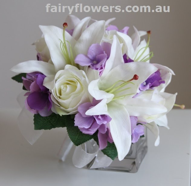 Silk Wedding Flowers 9 Fabulous