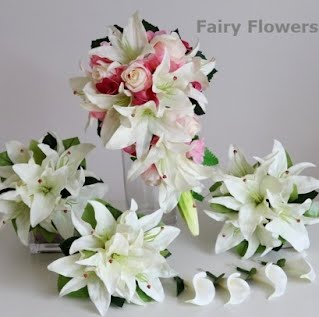 Artificial Wedding Flower Packages Fairy Flowers The Wedding