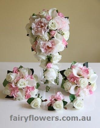 Silk Wedding Flowers 59 Popular wedding flower set Package