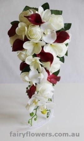 Silk Wedding Flowers 75 Fresh Bridal Bouquets